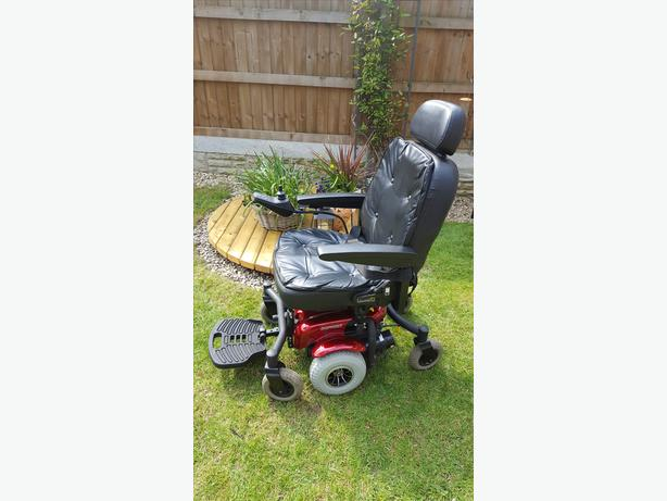 Electric Wheelchair- Shoprider Malaga - Can Deliver*