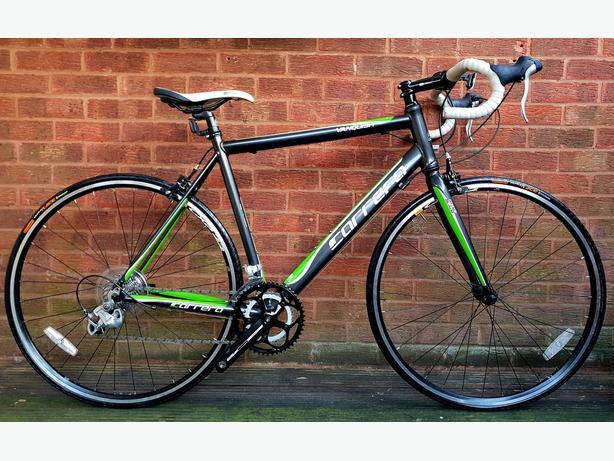Carrera Vanquish  road bike,700 mavic wheels