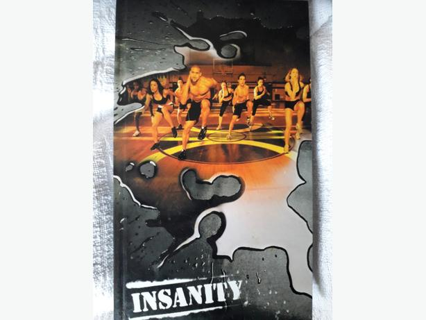 Max Insanity DVD set
