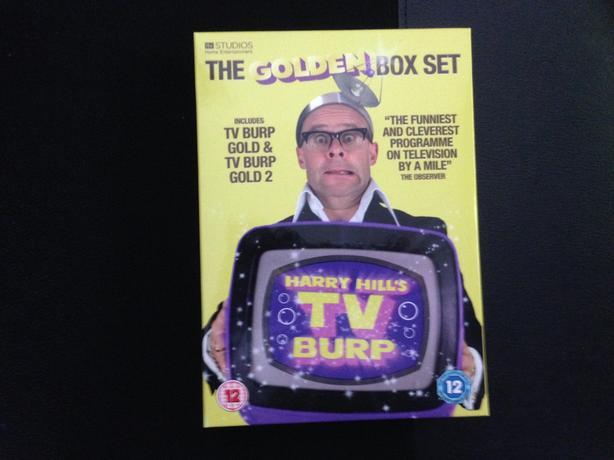 Harry hill dvd's box set