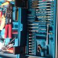 Makita tool box