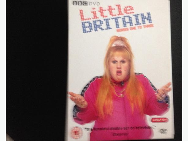 Little Britain  dvd box set