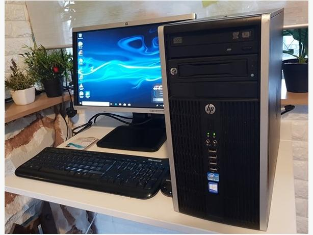 i5 HP Office Computer full setup