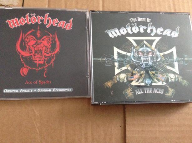 Motörhead cd's