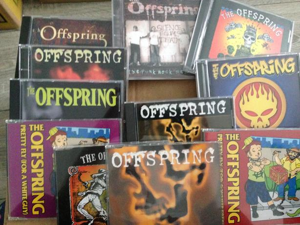 Offspring cd's