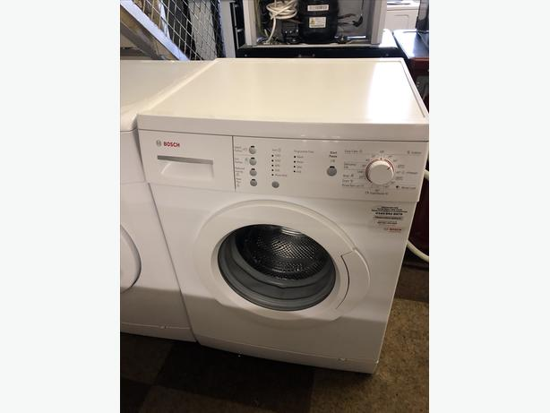 BOSCH 6!KG LOAD WASHING MACHINE 💕 PLANET 🌎 APPLIANCE