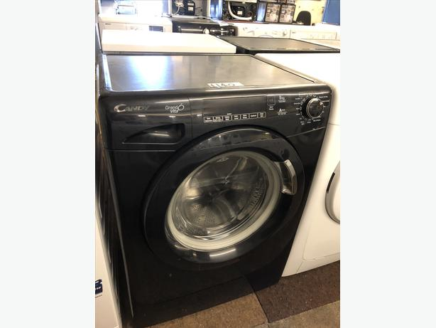 BLACK 7 KG LOAD WASHING MACHINE 💕💕 PLANET 🌏 APPLIANCE