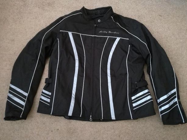 harley Davidson womens bike jacket