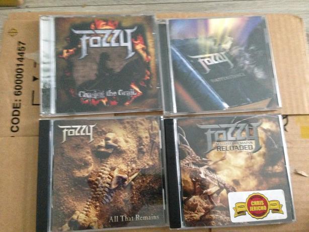 Fozzy cd's