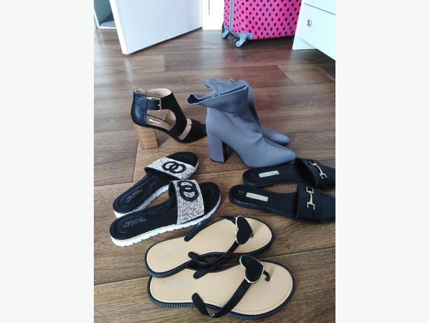 Ladies bundle shoes size 6