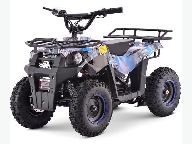 Explorer 36V 1000w 3 Speed Electric Quad Bike ATV
