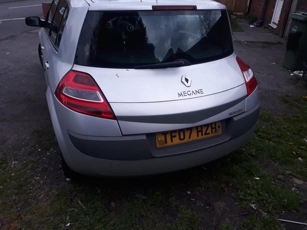 clean 07plate 1.5dci moted Aug drives mint 30pound year road tax