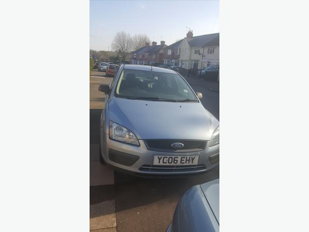 Ford Focus 1.4 2006 blue for sale