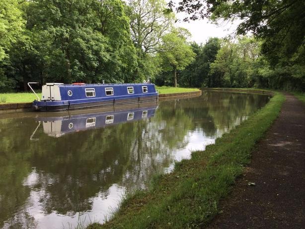 Canal Barge Narrowboat 50ft