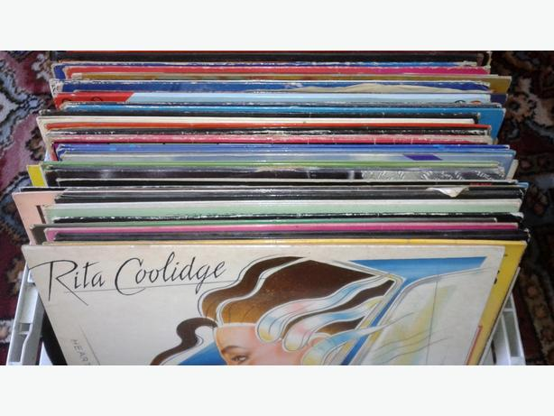 Approx 100 LP`s Various Artists