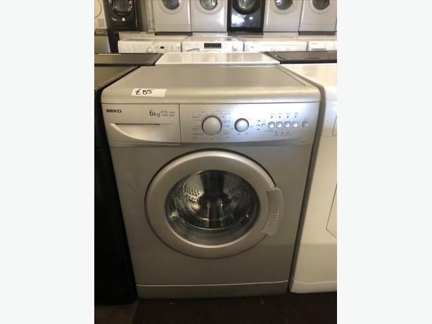 6 KG BEKO SILVER WASHING MACHINE/ WASHER❤️❤️
