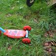 3 wheels Paw Patrol child scooter