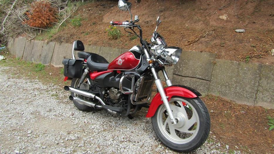 2007 Lifan Lf 125cc Cruiser Motorbike Lf Great Barr Dudley
