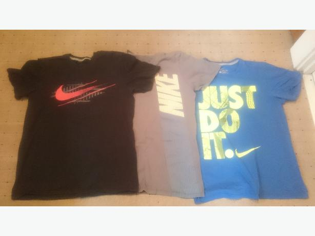 x3 boys junior small t-shirts