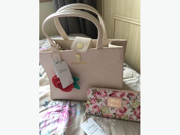  Log In needed £125 · beauty & the beast loungefly bag & purse