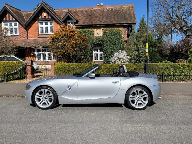 Bmw Z4 Automatic Convertible 2 Seater 192bhp Other Wolverhampton