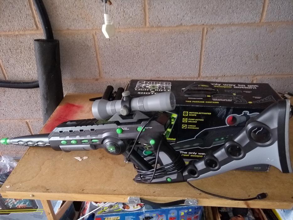Sniper Scope Rifle And Shotgun For Xbox Halesowen Dudley