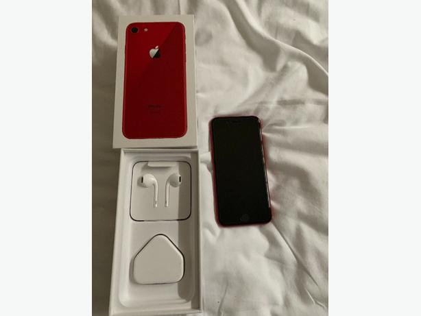 iphone 8 256gb project red