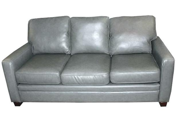 brandnew leather 3 seater only £180