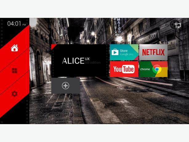  Log In needed £110 · Alice UX Android IPTV / Streaming device