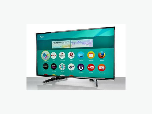 Panasonic 55 inch LED 4K UltraHD Smart TV with WiFi FirefoxOS and FreeviewHD