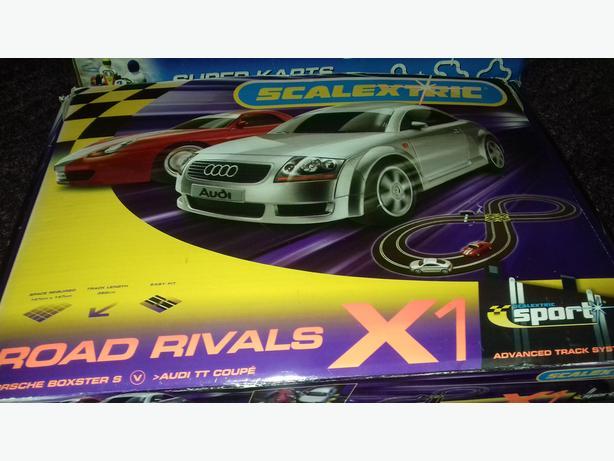 ROAD RIVALS X1