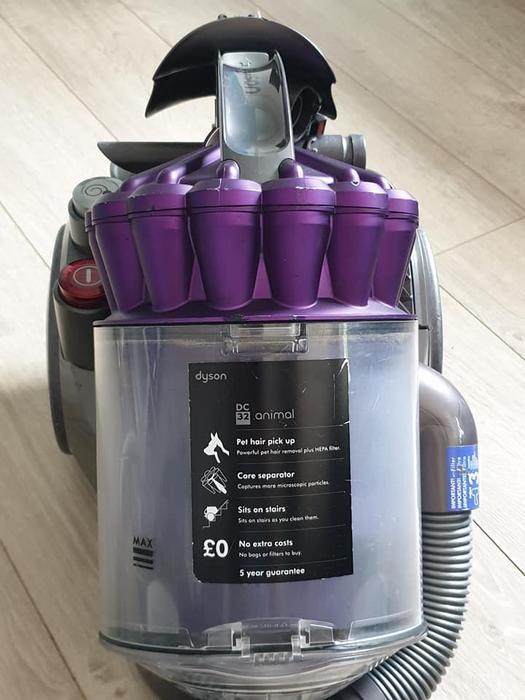 Dyson dc32 vacuum дайсон пылесос купить