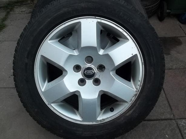 LAND ROVER DISCOVERY 19in ALLOY WHEELS SET