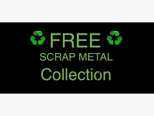 FREE:  ALL METALS WANTED