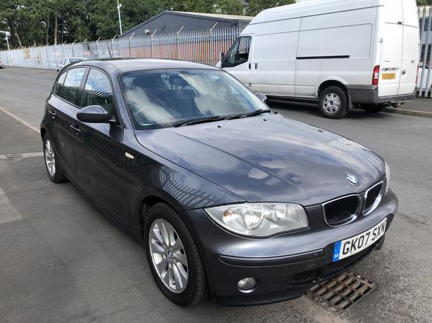 BMW 1 SERIES - 2.0L DEISEL - 12 MONTHS MOT