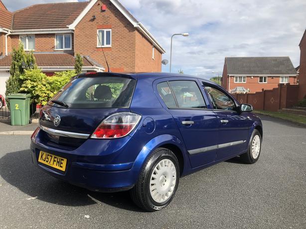 ** 2008 Vauxhall Astra 1.4 Petrol Motd **