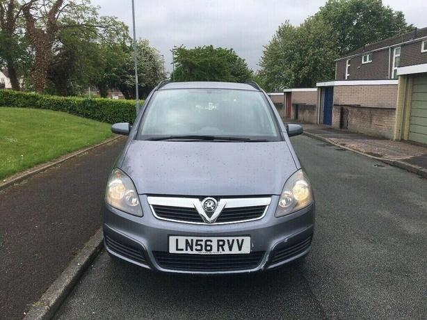 Vauxhall Zafira 1.6 Petrol