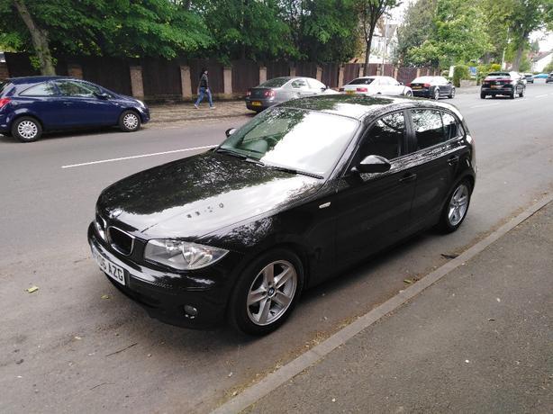 BMW 1 series 118 diesel