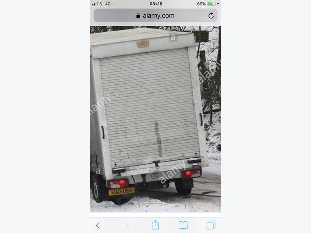 FREE: van man van hire delivery service