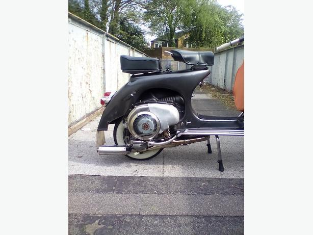 Vespa vbb 2t 150cc 1965
