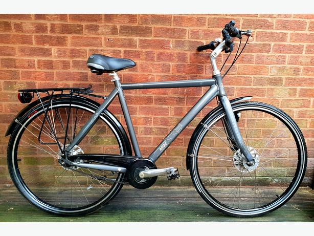 MBK Octane touring bike,5 speed,700c wheels