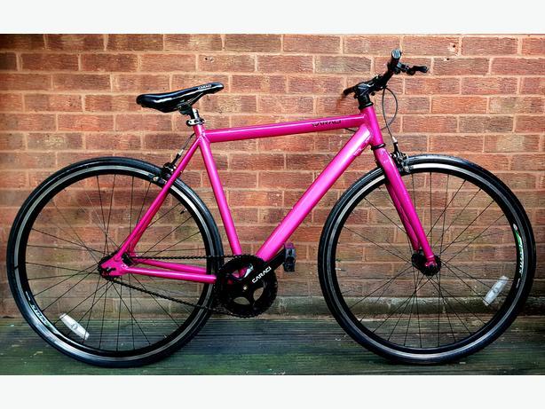 Caraci bike,700c wheels