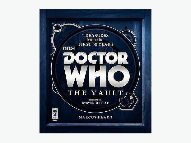 Doctor Who: The Vault by Marcus Hearn (Hardback, 2013)