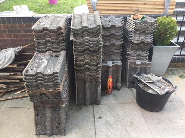 FREE FREE ROOF TILES