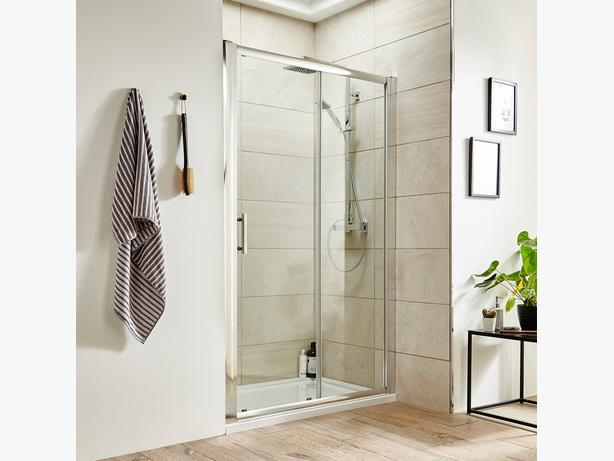 FREE:10 mm sliding shower screen