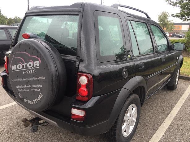 Land Rover (freelander)
