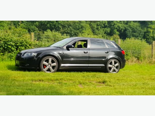 Audi a3 Sline 2.0 TDI