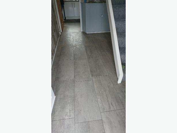 Laminate floor Fitter available