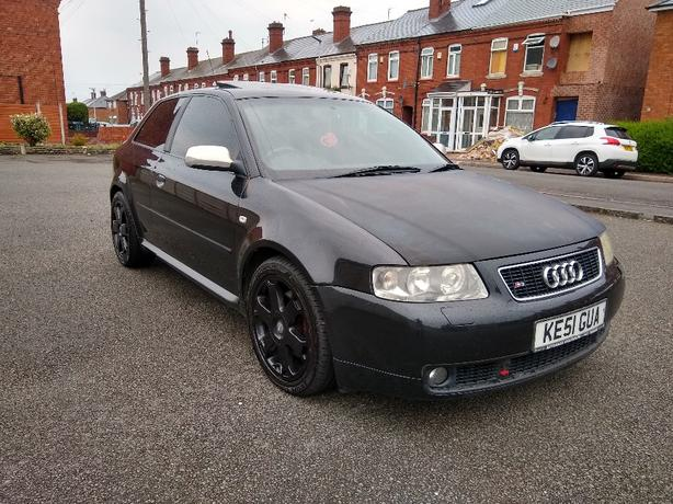 Audi S3 Quattro 2001