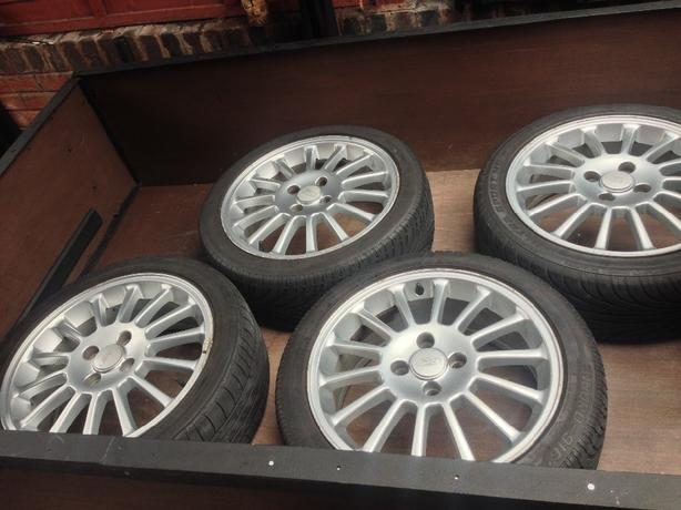 "17"" ford st200 alloys"
